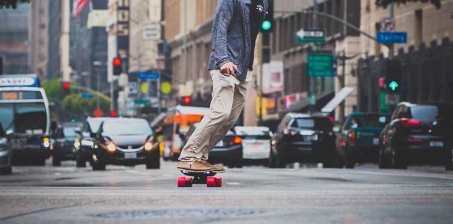 Фото - Inboard — Tesla в мире электрических скейтбордов
