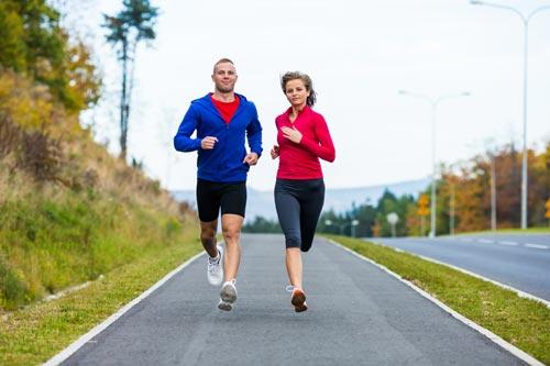 Фото - Как бег влияет на человека?