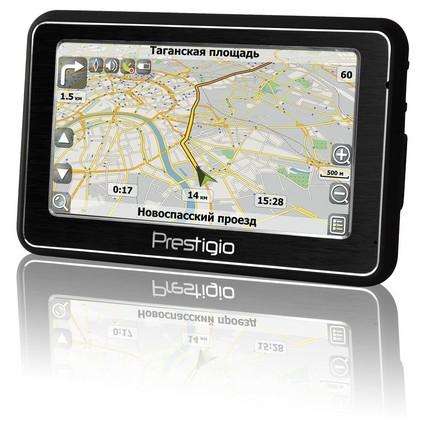 Фото - Prestigio – лидер российского рынка GPS-навигации
