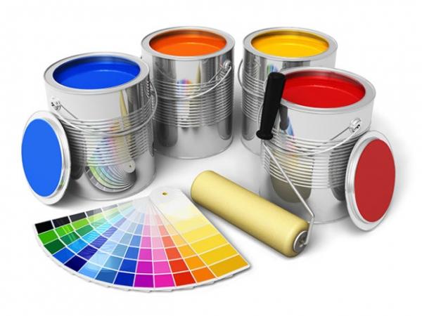 Фото - 6 советов по выбору и покраске акриловой краской стен, потолков и пола