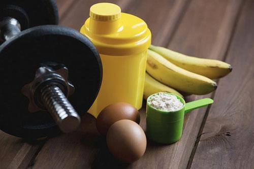 Фото - Спортивное питание, его назначение и цели