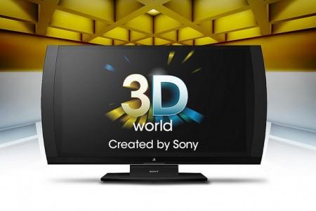 Фото - Sony PlayStation 3D Monitor появится в середине ноября
