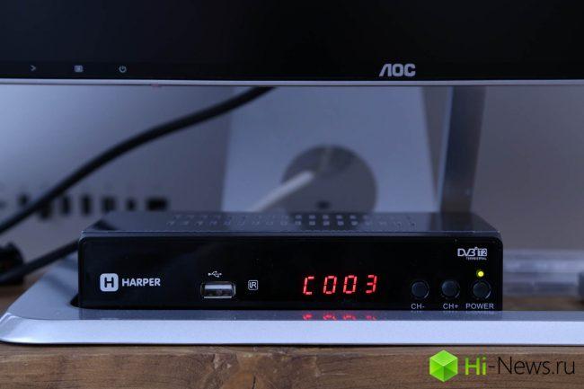 Фото - Даешь цифровое ТВ в каждый дом! Обзор телевизионных тюнеров Harper