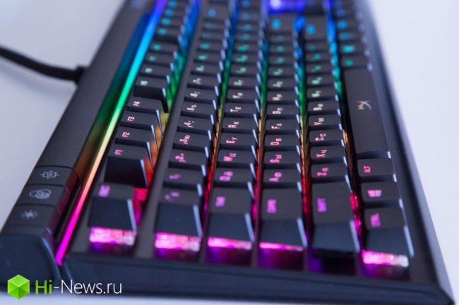 Фото - Игровая дискотека: обзор клавиатуры HyperX Alloy Elite RGB