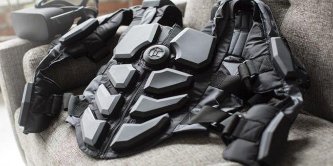 Фото - Стартап NullSpace VR представил тактильный костюм для виртуальной реальности