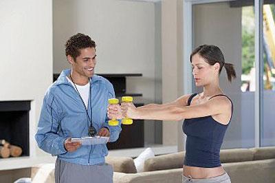 Фото - Упражнения на дому