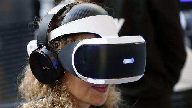Фото - Продажи гарнитуры PlayStation VR превзошли ожидания Sony