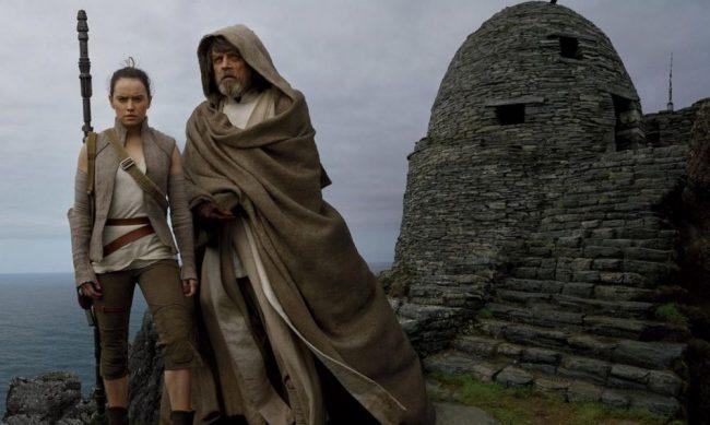 Фото - #видео | Новое видео со съёмок фильма «Звездные войны: Последние джедаи»