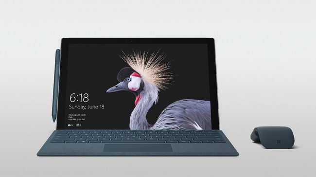 Фото - Компания Microsoft представила лэптоп The New Surface Pro