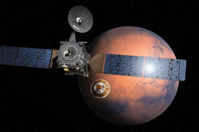 Фото - В России прошли первые испытания марсианского посадочного модуля