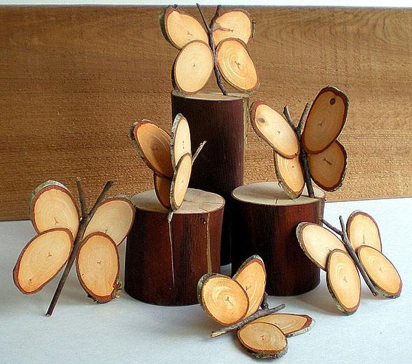 Фото - 9 идей поделок из дерева для дачи и сада своими руками + фото