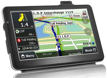 Фото - 100-долларовый GPS-навигатор с видеорегистратором от Chinavasion
