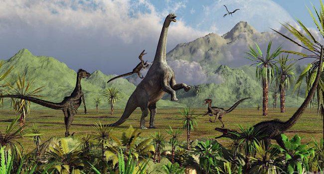Фото - Вымирание динозавров — всего лишь случайность