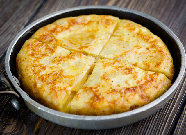 Фото - Рецепт для воскресного завтрака: испанская тортилья
