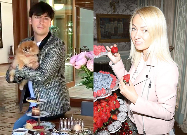 Фото - Как завтракают аристократы: пародия Максима Галкина на Яну Рудковскую стала хитом Instagram