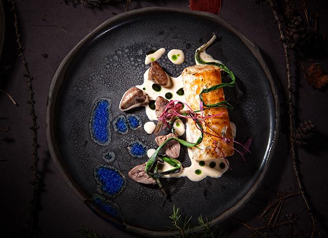 Фото - Три варианта рыбного ужина: палтус, окунь и хек