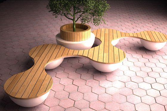 Фото - 6 советов, как сделать садовую скамейку для дачи своими руками + фото