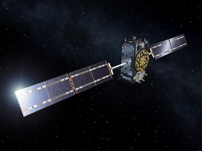 Фото - Европейская спутниковая система навигации Galileo приступила к работе»