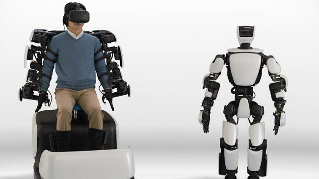Фото - Toyota показала человекоподобного робота для покорения космоса