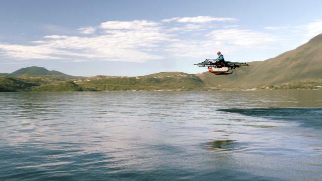 Фото - Летательный аппарат от Kitty Hawk начнут продавать в этом году