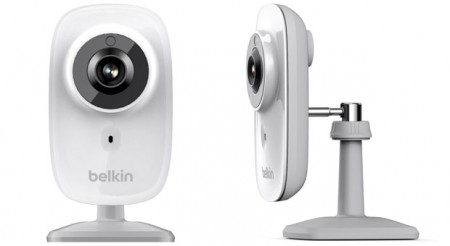 Фото - #CES | Belkin представила «умную» Wi-Fi веб-камеру