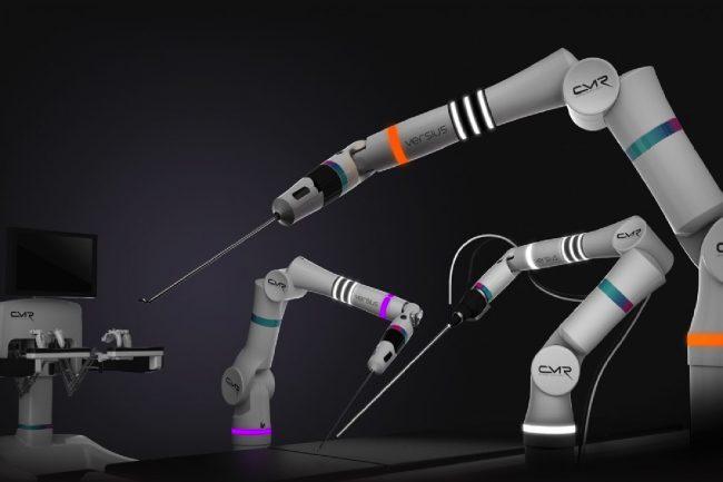 Фото - В  Великобритании разработан самый маленький робот-хирург