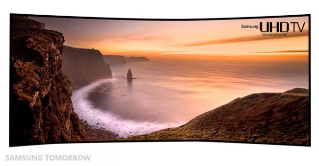 Фото - Samsung и LG анонсировали 105-дюймовые изогнутые телевизоры