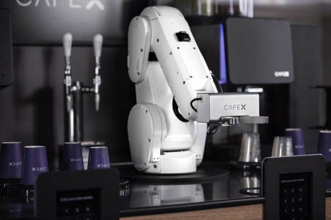 Фото - Роботы уже заменили бариста в кофейнях Сан-Франциско, каково это?