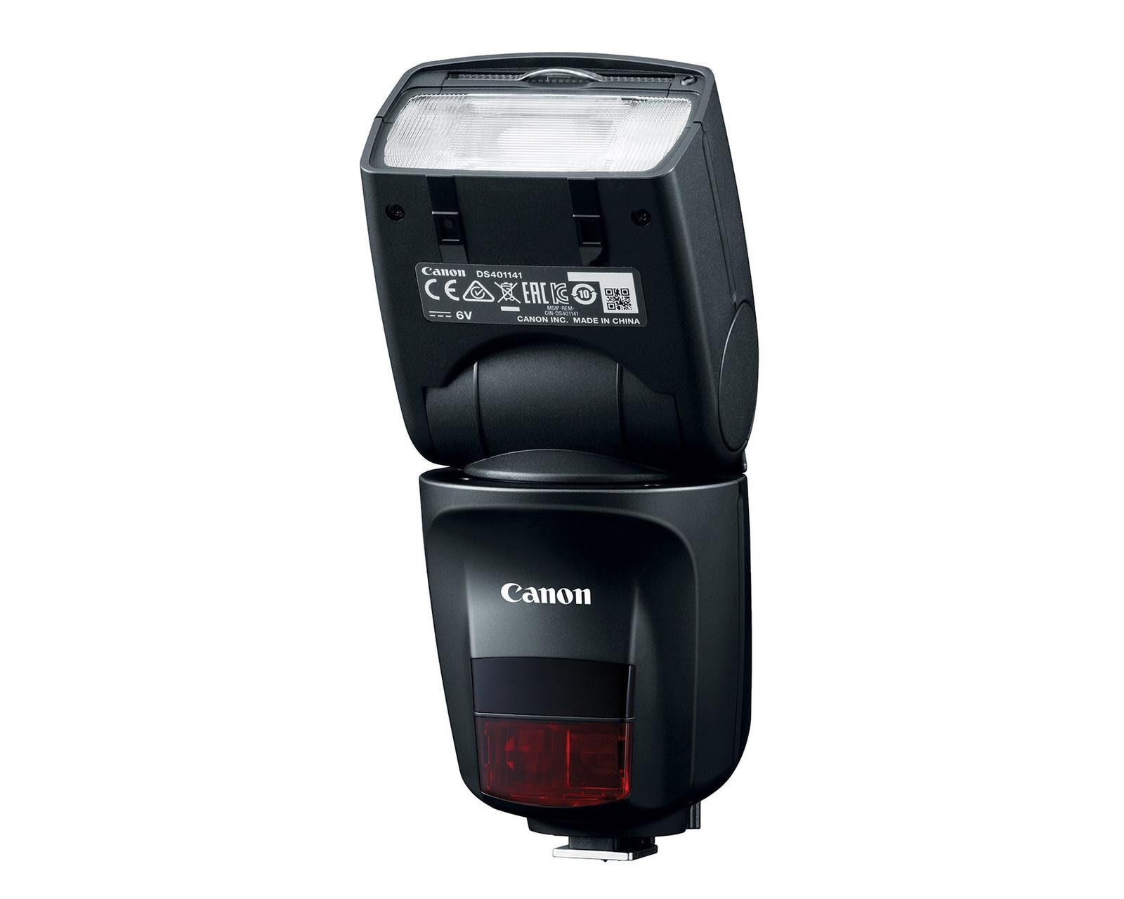 Фото - Фотовспышка Canon Speedlite 470EX-AI наделена искусственным интеллектом»