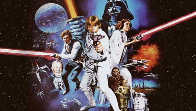 Фото - Франшиза Star Wars сегодня празднует 40-летний юбилей