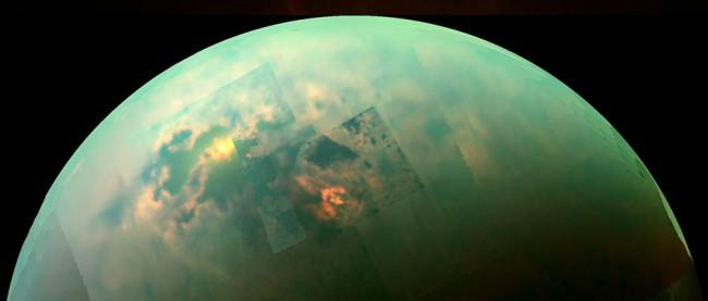 Фото - Подлодка, которая будет искать жизнь в метановых морях Титана
