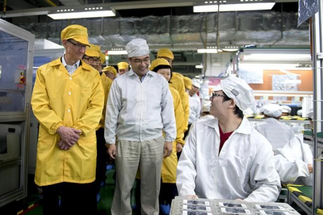 Фото - Foxconn построит завод по производству дисплеев в США