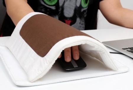 Фото - Зимний постельный комплект для компьютерной мыши