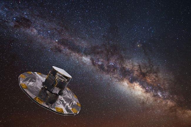 Фото - Астрономы выяснили, из скольких галактик состоит наш Млечный Путь