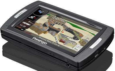 Фото - GPS-навигатор GeoVision 5500