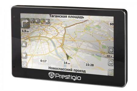 Фото - Мультимедийный навигатор Prestigio GV5400