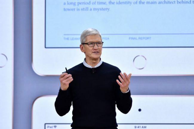 Фото - Тим Кук о слиянии macOS и iOS: «Не думаю, что пользователи этого хотят»