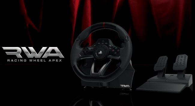 Фото - Обзор игрового руля Hori Racing Wheel Apex