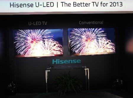 Фото - #CES | Hisense U-LED TV. ЖК-телевизоры рано считать старьем