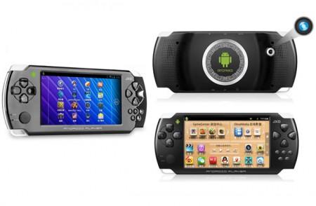 Фото - JXD S602 — китайский клон PSP на базе Android 4.0 за 66 долларов