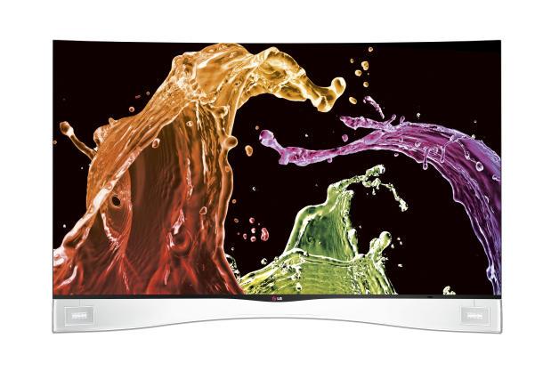 Фото - В США стартуют продажи телевизоров LG с изогнутым экраном