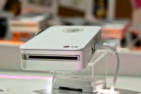 Фото - #CES | Карманный принтер LG Pocket Photo