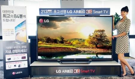 Фото - LG открыла предзаказы на 84-дюймовую UHD-панель