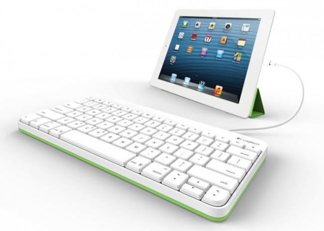 Фото - Logitech удивила проводной iPad-клавиатурой для учебы