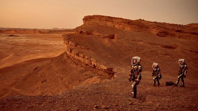 Фото - 10 фактов о том, насколько неприятным может быть путешествие к Марсу