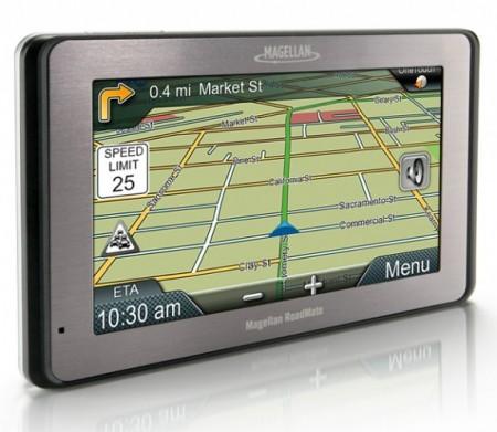Фото - Magellan представил WiFi-совместимый навигатор RoadMate 5175T-LM GPS