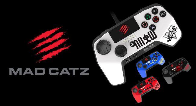 Фото - Обзор игрового контроллера Mad Catz FightPad Pro