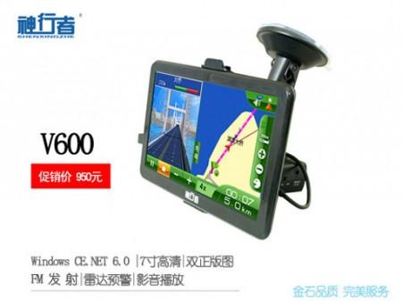 Фото - В продажу поступил GPS-навигатор Freelander V600