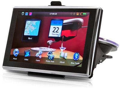 Фото - Chinavasion предложила бюджетный GPS-навигатор