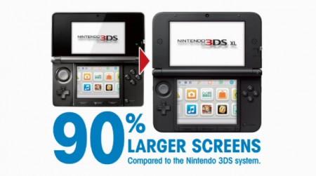 Фото - Nintendo анонсировала портативную игровую консоль 3DS XL